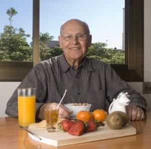 Diet in the Elderly