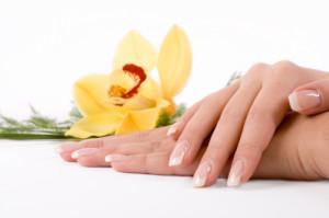 Healthy Nail Tips