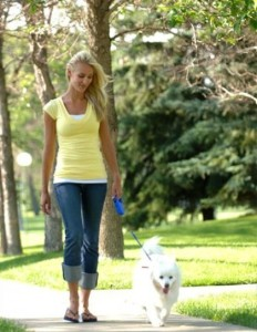 Walking After Eating