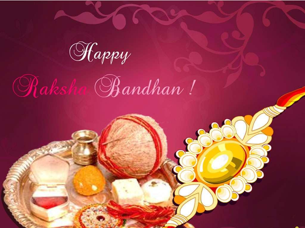Happy Raksha Bandhan Greeting Cards