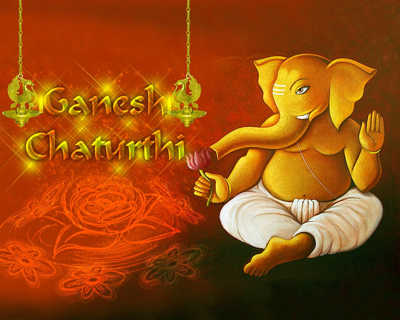 Ganesh Chaturthi HD Images & Wallpapers Free Download