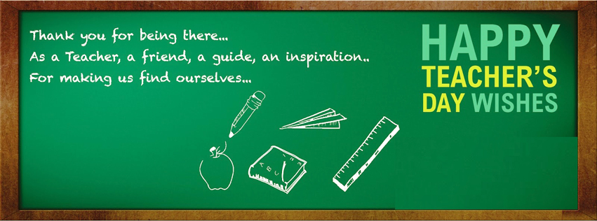 Happy Teachers Day FB Covers, Photos, Banners 2015 1