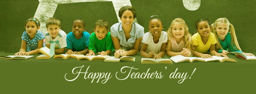 Happy Teachers Day FB Covers, Photos, Banners 2015 8