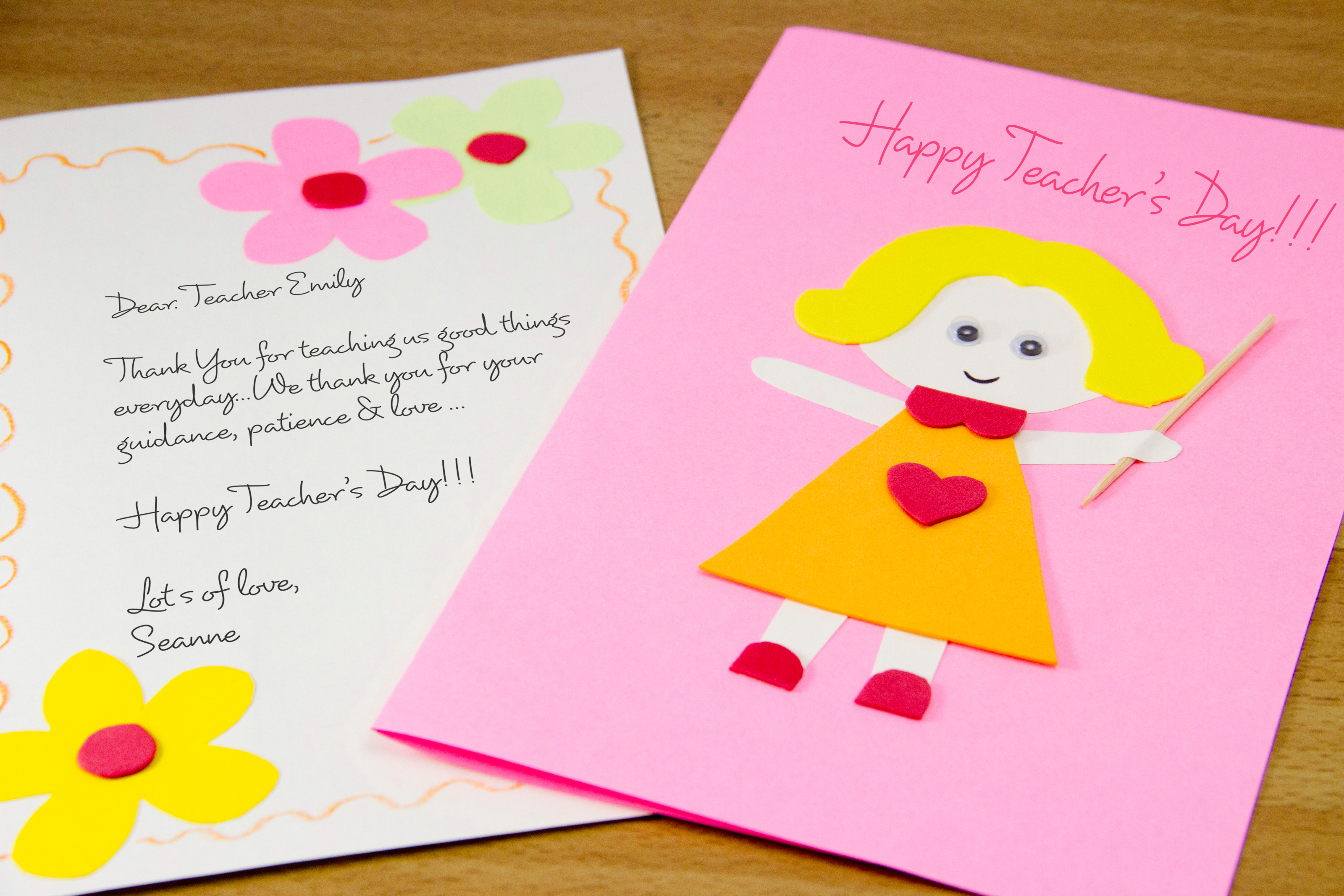 Teachers Day Greeting Cards 2016 - E Greeting(Free Download)