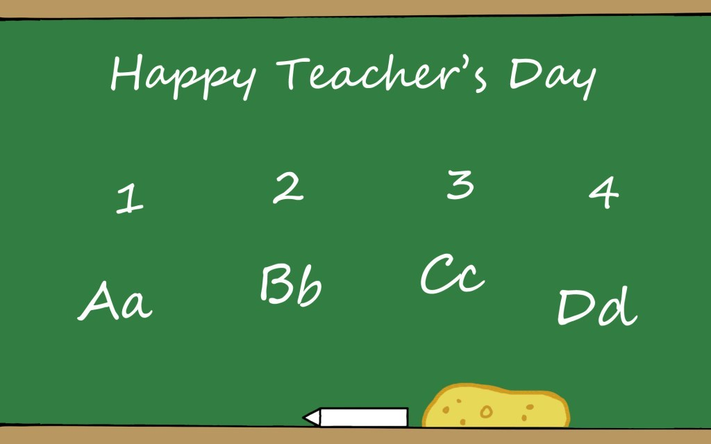 Teachers Day HD Images, Wallpapers - Download