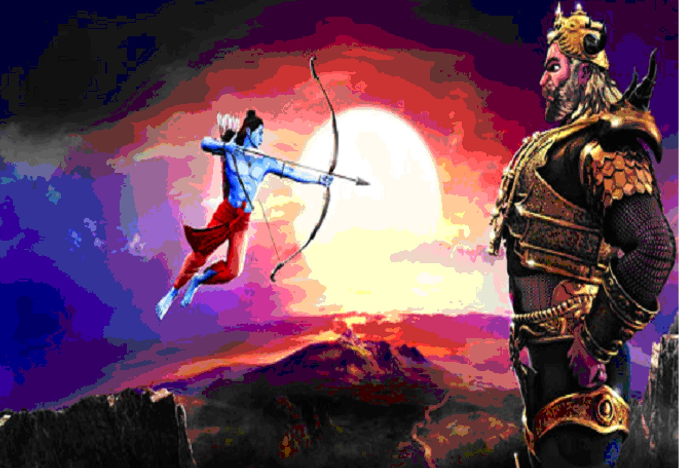 Happy Dussehra HD Images, Wallpapers Free Download