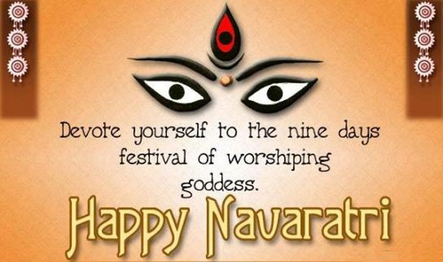 Happy Navratri Wishes, Messages, SMS, Quotes 2016