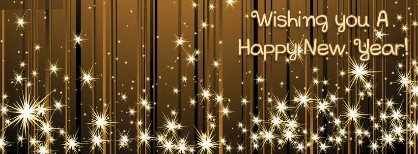 2017 Happy New Year FB Cover Photos for DP, Profile Pic Download