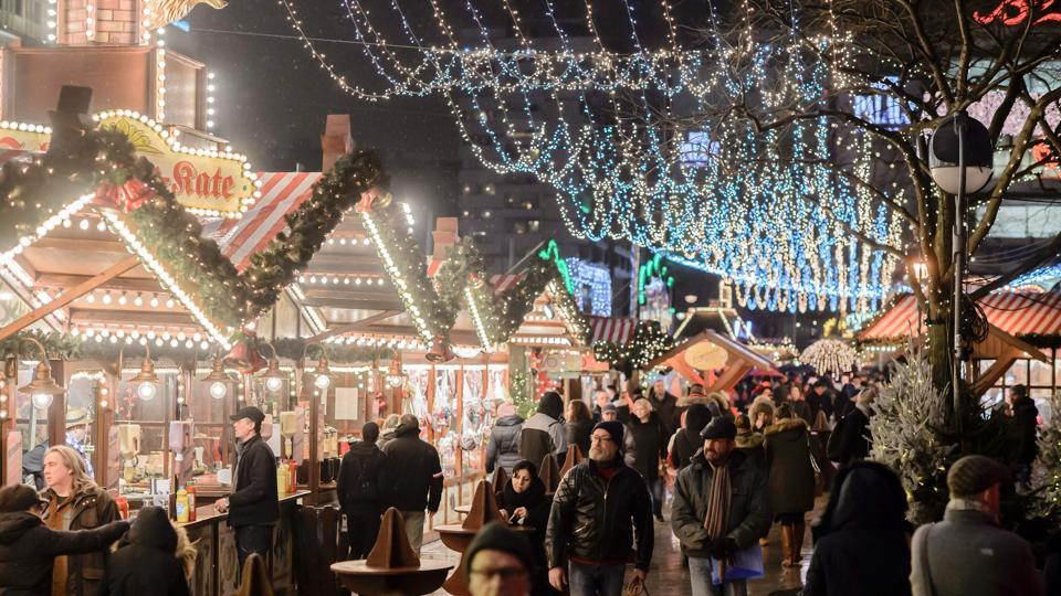 Berlin Christmas Market Reopens Post Lorry Rampage