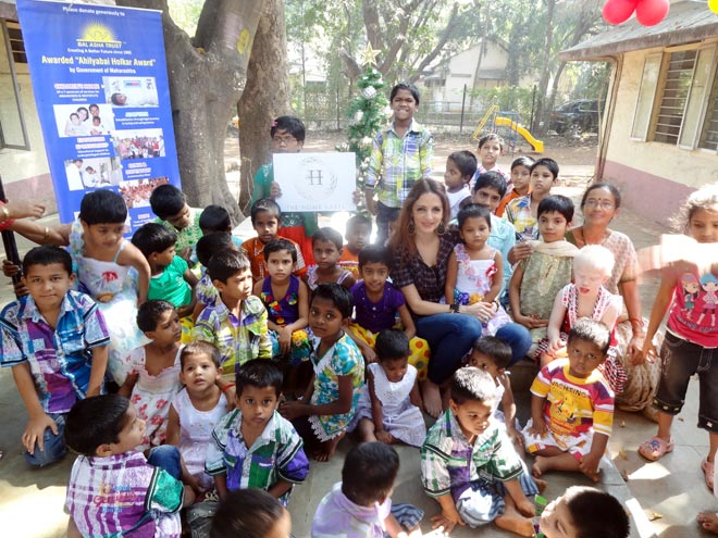 Celebrate Christmas With Orphan Children