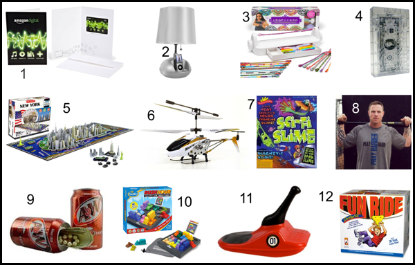 Merry Christmas Gifts For Teens