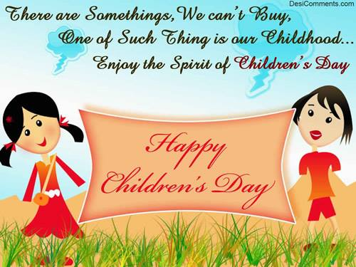 Best Inspirational Quotes On The Occasion Children's Days