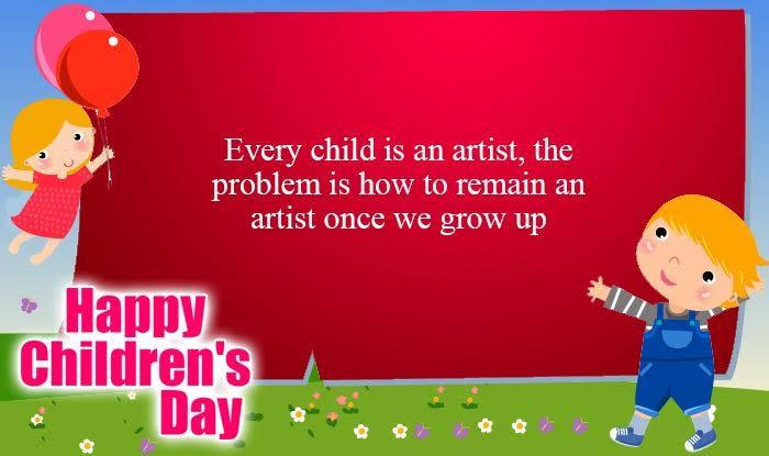 Best Wishes For Children's Day