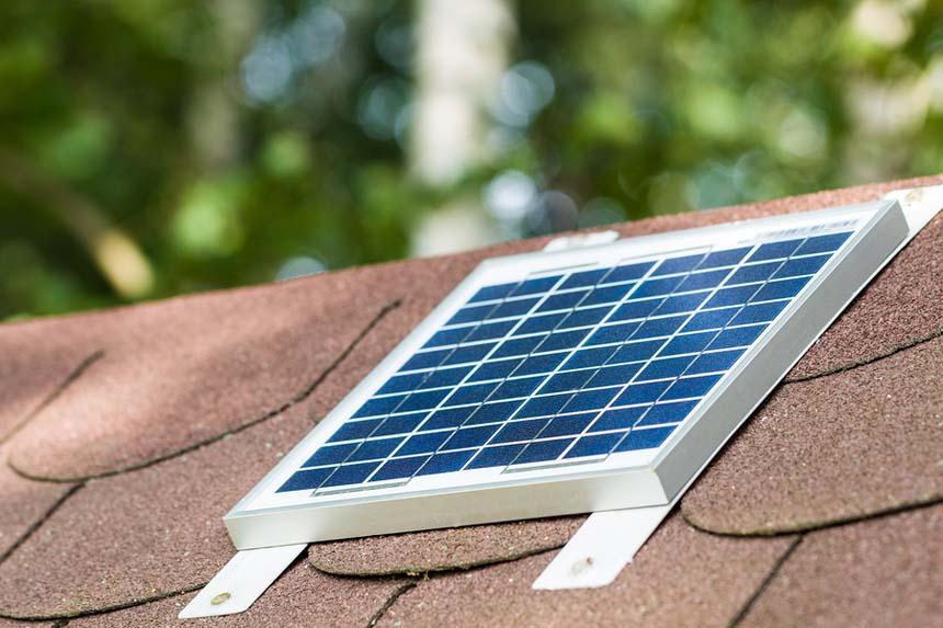 Solar Power for starters