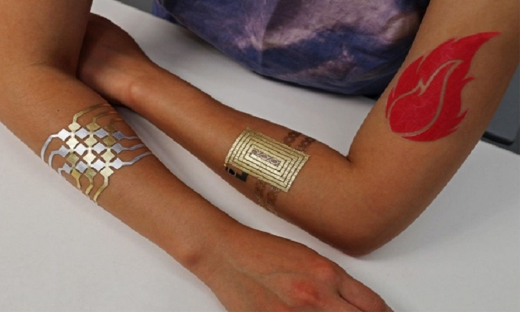 Electronic Skin Tattoo Can Allow You Distantly Control Devices