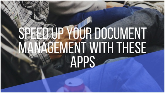 Speed Up Your Document Management