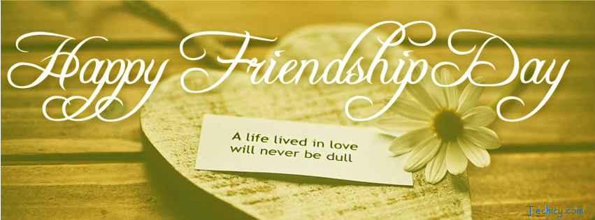{Best} Friendship Day Facebook (FB) Covers, Photos, Banners