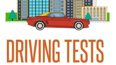 A Driving Test On Short Notice In The UK