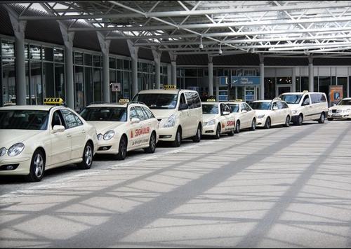 Airport cab in Bangalore