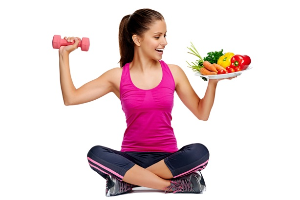 Diet or Exercise - Important to Look Good