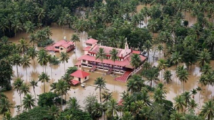 Monsoon Rains Tracked By NASA Following Kerala Floods