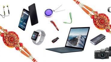 10 Tech-Related Rakhi Gift Ideas