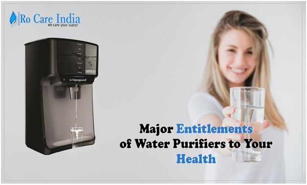 Water Purifiers to Your Health