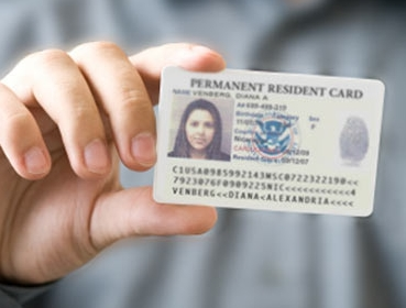 Replace Your Resident Card