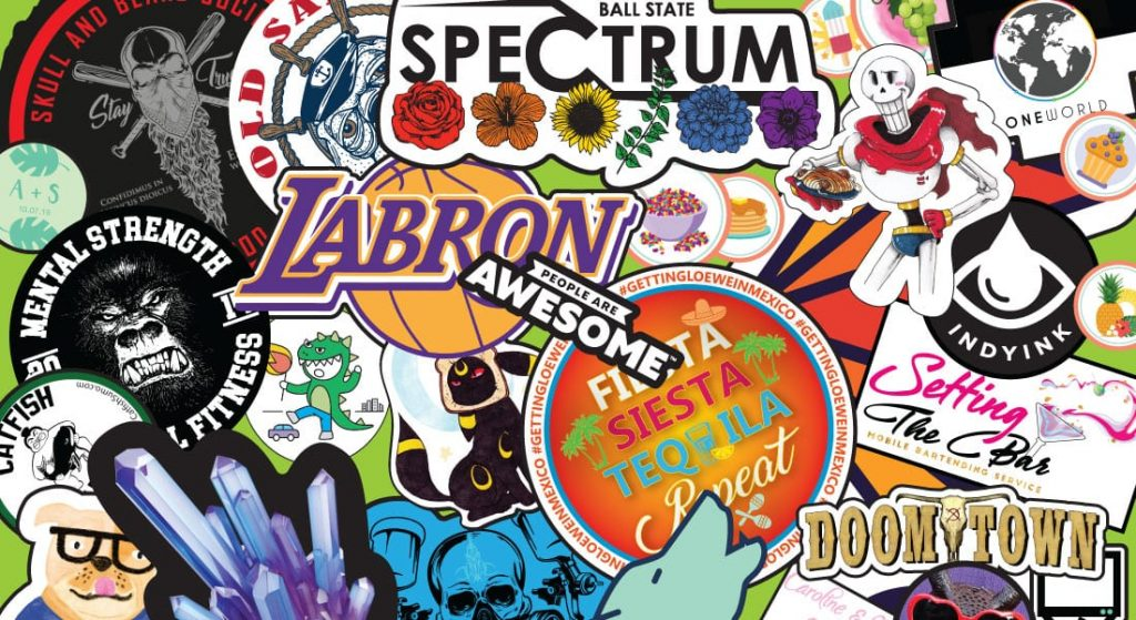 Benefits And Uses Of Custom Vinyl Stickers For Your Business