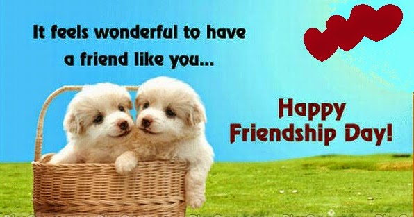 Happy Friendship Day - Quotes Images 3