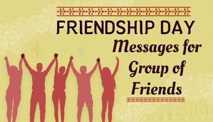 Happy Friendship Day - SMS, and Messages