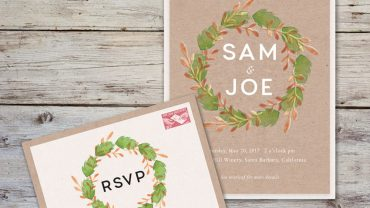 Creating Your Wedding Invitations1