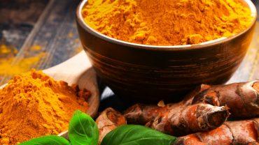 Plant-Based Turmeric Protein Powder