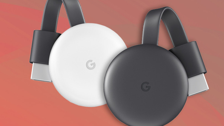 Google Home–Chromecast